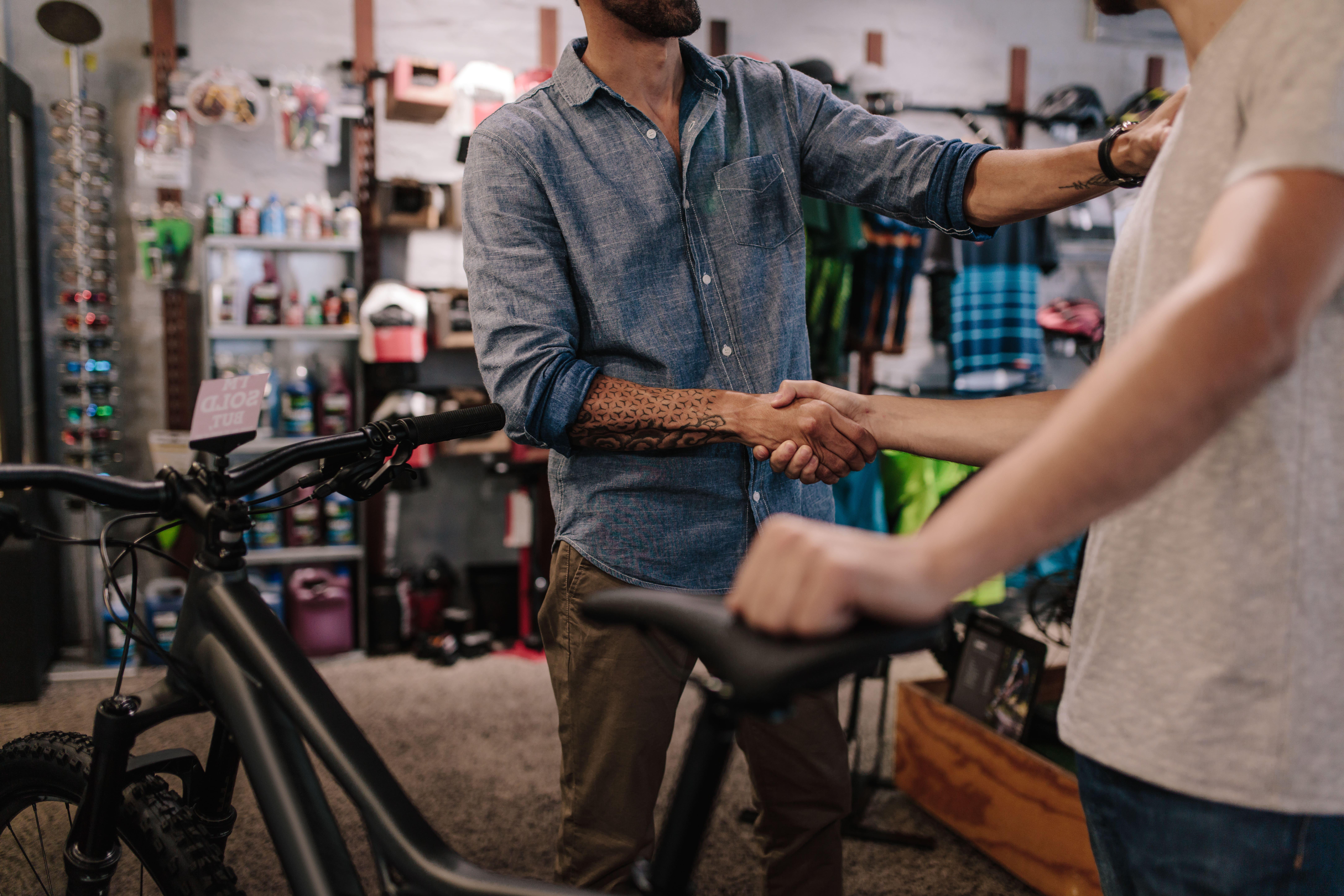 Faites réparer votre vélo par des experts à domicile autour de